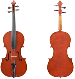 rowan armour-brown violins