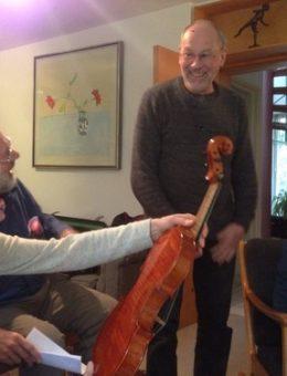 Violin of Friends